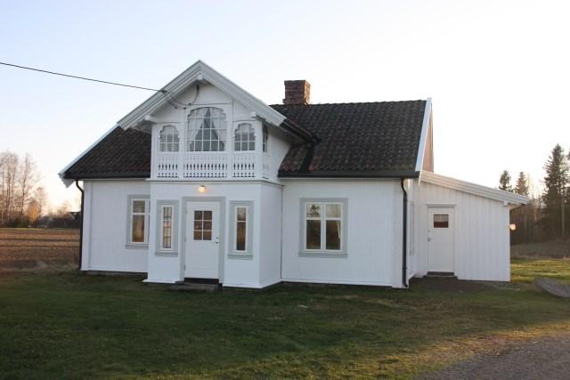 restaurering av hus
